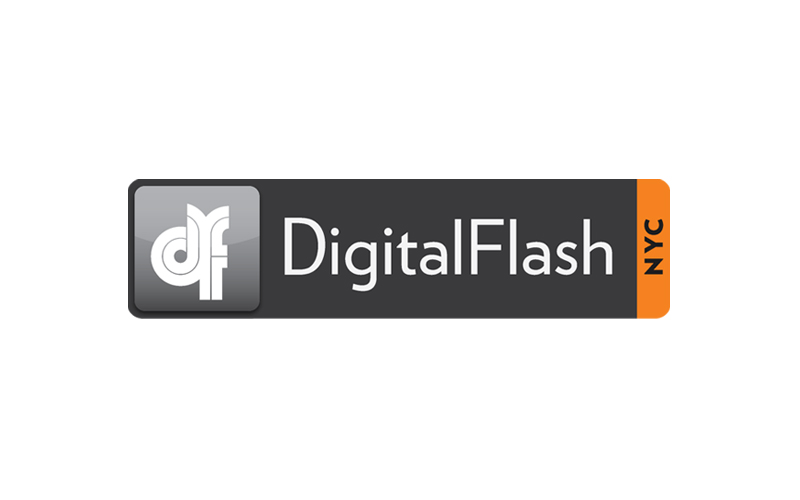 DigitalFlash NYC logo