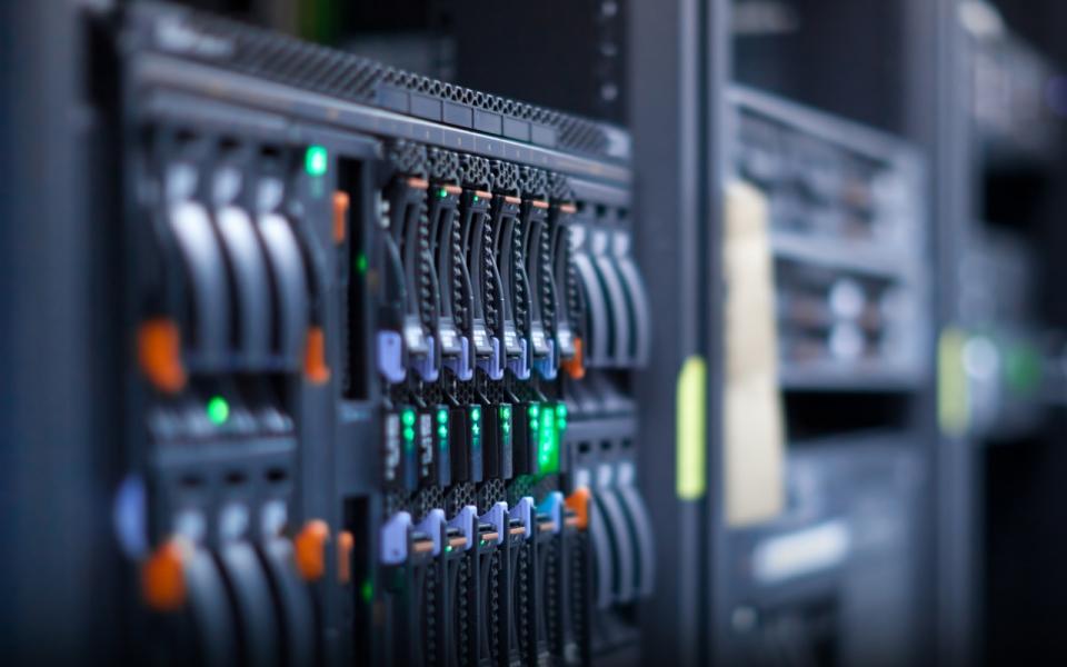 Process: Develop - Servers