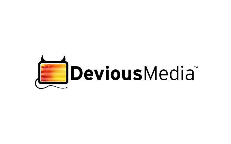 logo devious media