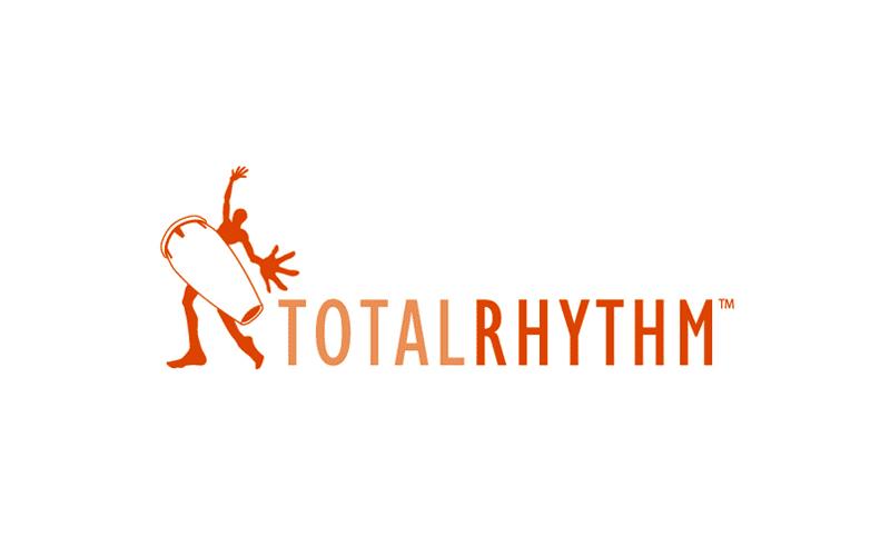 Logo design Total Rhythm
